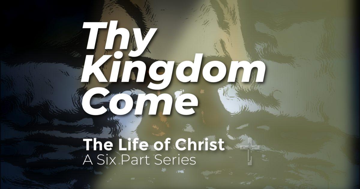 Life of Christ - The Death of Jesus Slide