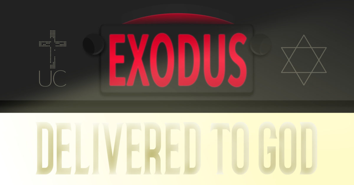 Exodus Sermon Slide - Trusting God