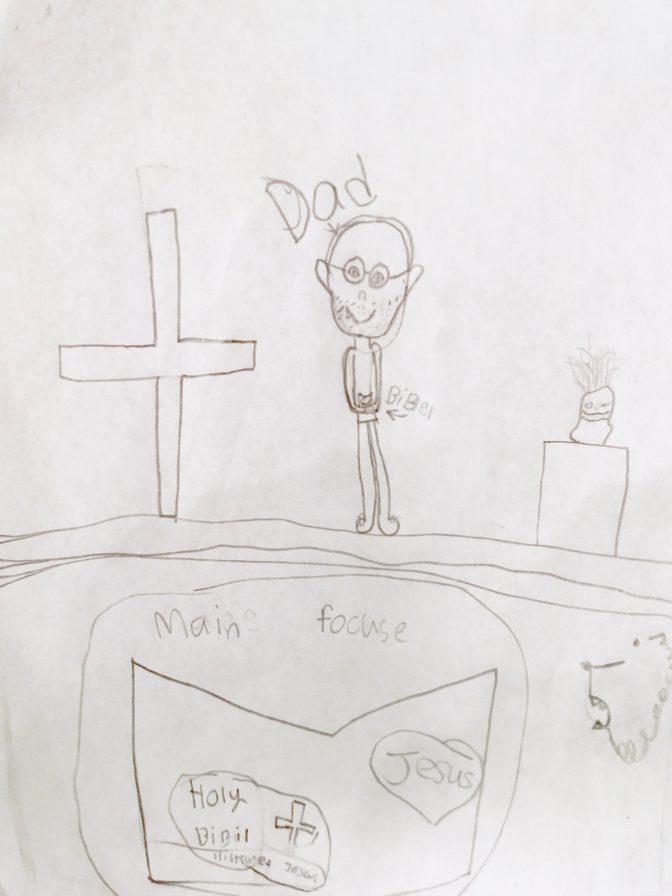 Naomi's Art -- DIG Bible Study