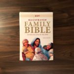 ESV Illustrated Family Bible for How to Read the Bible With Children on DIG Bible Study