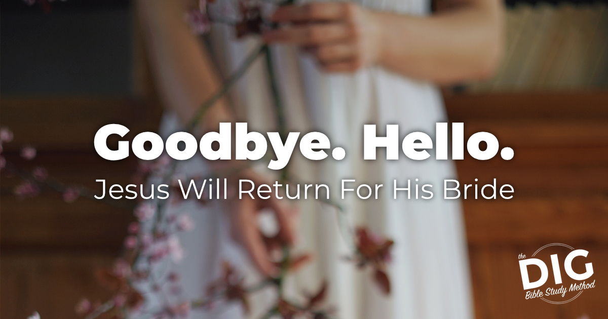 Goodbye. Hello. (Audio Sermon)