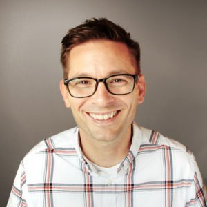 Pastor Jason Hudson - DIG Bible Study Method Headshot